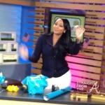 monica on morning buzz