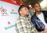 Affion Crockett Trey Songz - Heineken Red Star SFTA-5