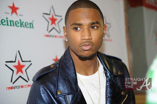 Trey Songz - Heineken Red Star SFTA-42