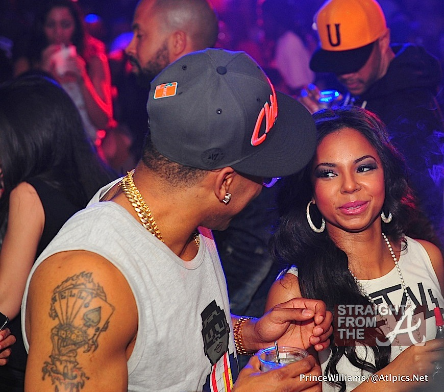 ashanti and nelly baby
