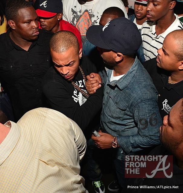 T.I. and Alex Gidewon