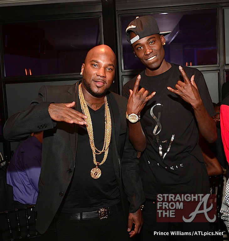 Jeezy and Friend