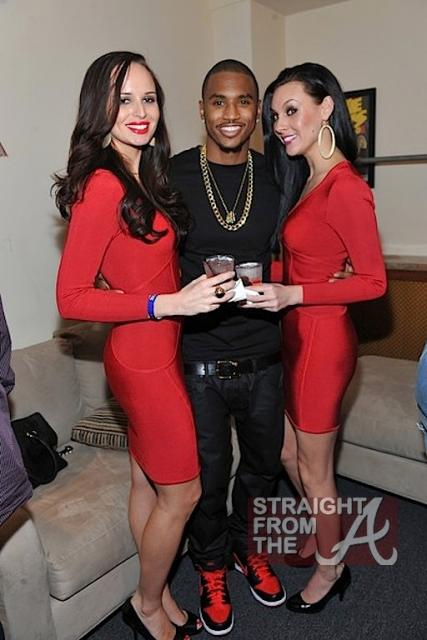 Trey Songz Fox Grey Goose SFTA-6