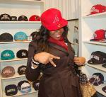 Michelle ATLien Brown New Era Hats