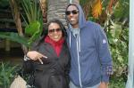 Michelle ATLien Brown and Terrell Owens 1