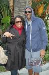 Michelle ATLien Brown and Terrell Owens 2
