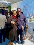 Michelle ATLien Brown Shawn Stockman