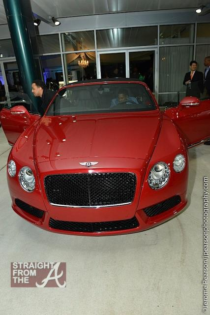 Bobby V Birthday Bentley SFTA-14