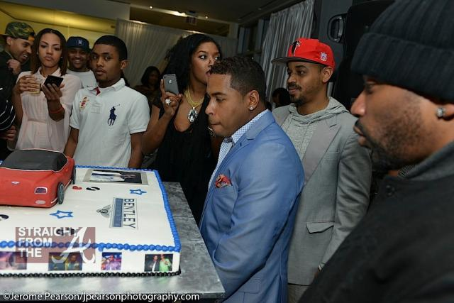 Bobby V Birthday Bentley SFTA-55