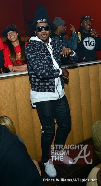 Trinidad James Blond Boo StraightFromTheA-15