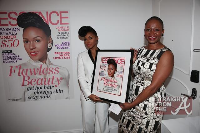 Janelle Monae Essance May Cover Dinner-18
