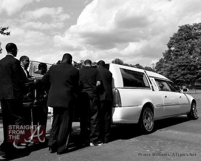 Chris Kelly Funeral 050912