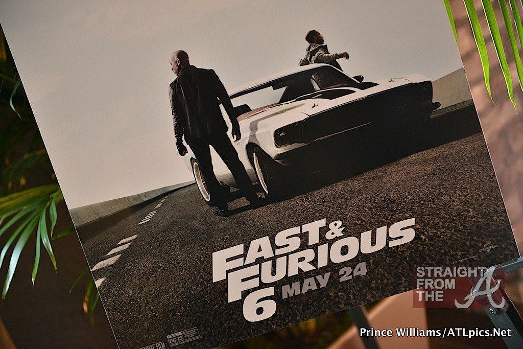 FAST & FURIOUS ATL SCREENING SFTA-1