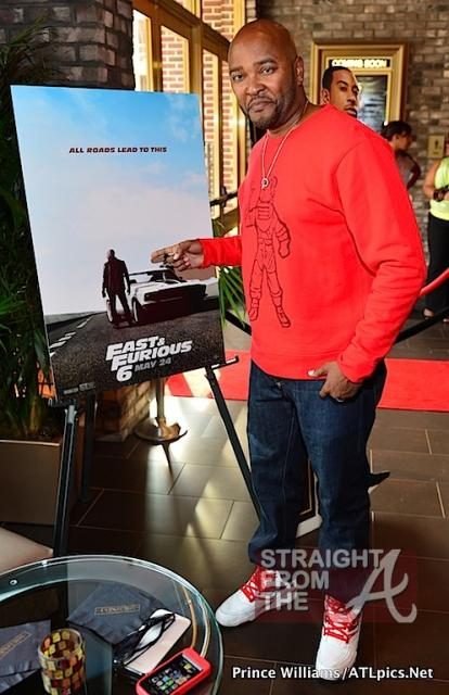 FAST & FURIOUS ATL SCREENING SFTA-26