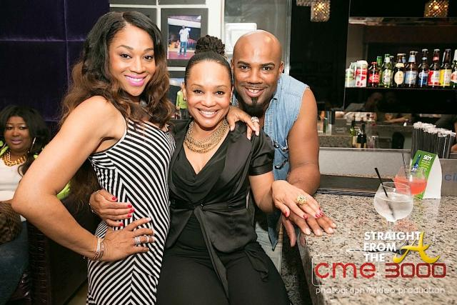Mimi Faust LHHATL Viewing Party-26