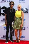 Wiz Khalifa Amber Rose 2013 BET Awards 5