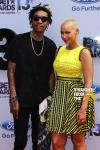 Wiz Khalifa Amber Rose 2013 BET Awards 4