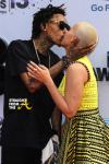 Wiz Khalifa Amber Rose 2013 BET Awards 2
