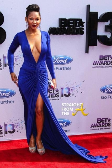 Megan Good 2013 BET Awards
