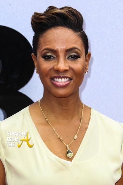 MC Lyte 2013 BET Awards 3