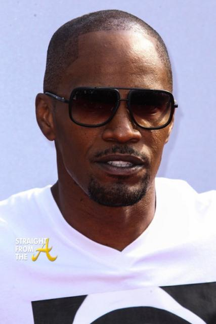 Jamie Foxx 2013 BET Awards 2
