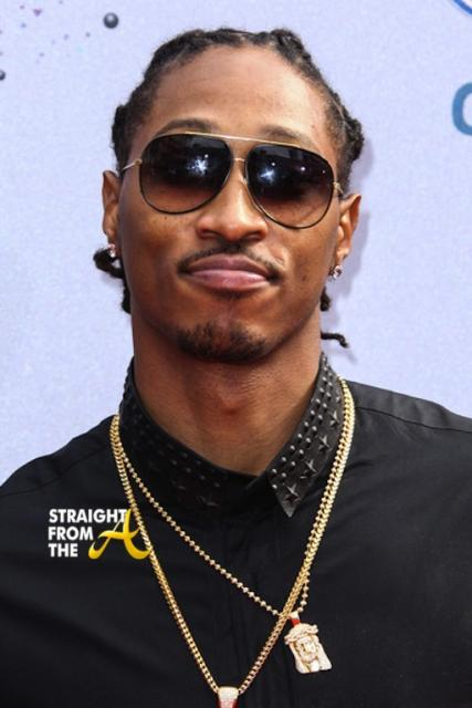 FUTURE 2013 BET Awards 3