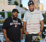 Bun B and Don Cannon