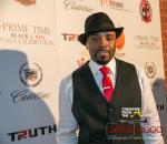 TEDDY RILEY Prime Time Black and Red GALA DEION SANDERS