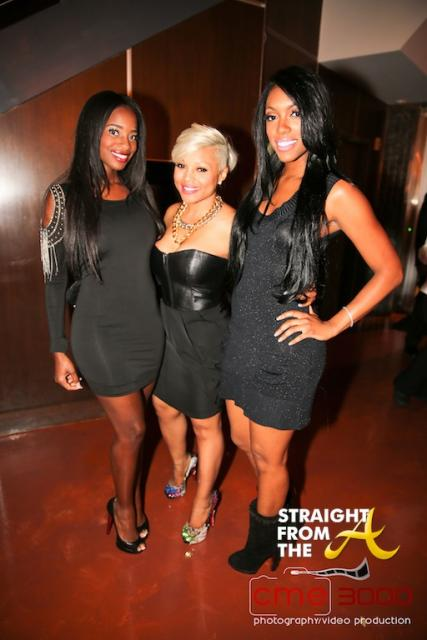 Porsha Stewart and Friends
