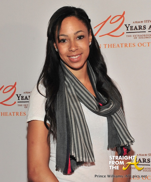 WNBA star Jennifer Lacy