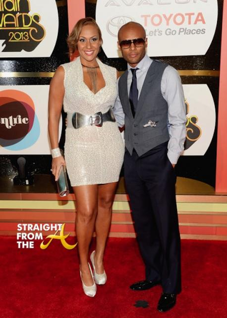 Kenny Lattimore and Date