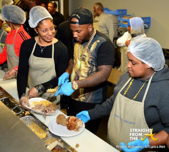 Jeezy Feeds Homeless-7