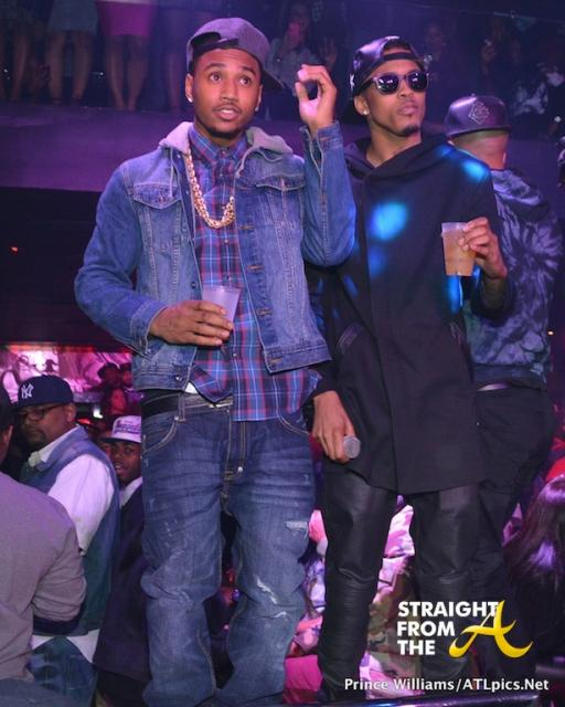 Trey Songz and August Alsina