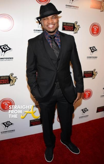 NE-YO Red Carpet