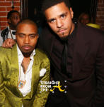 Nas J. Cole - VIBE Impact Awards 2014