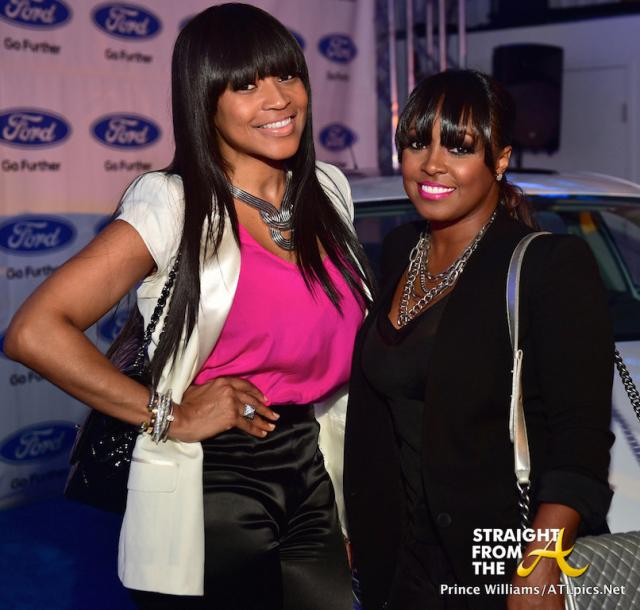 Monyetta Shaw Kesha Knight Pulliam 2