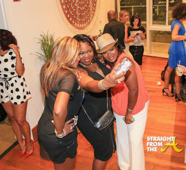 Tameka Raymond Michelle ATLien Brown Trina Scott