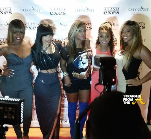 Atlanta Exes Premiere Party - StraightFromTheA 3