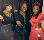 MOnyetta Shaw Michelle Brown Torrei Hart Straight From The A