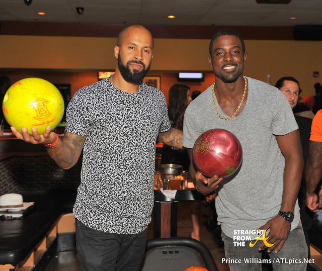 Kenny Burns & Lance Gross