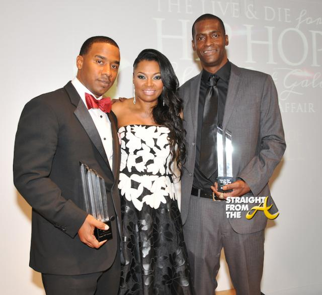 Kawan Prather, Leigh Wise, Rico Wade