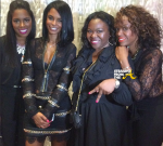 3 Brown Girls - Nicole Kelly, Kim Porter Eboni Elecktra and Michelle ATLien