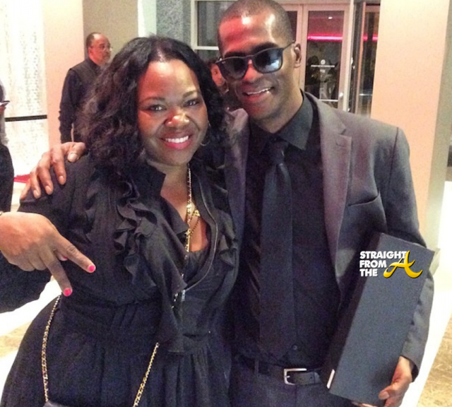 Michelle ATLien Brown Rico Wade Organized Noize - 2014
