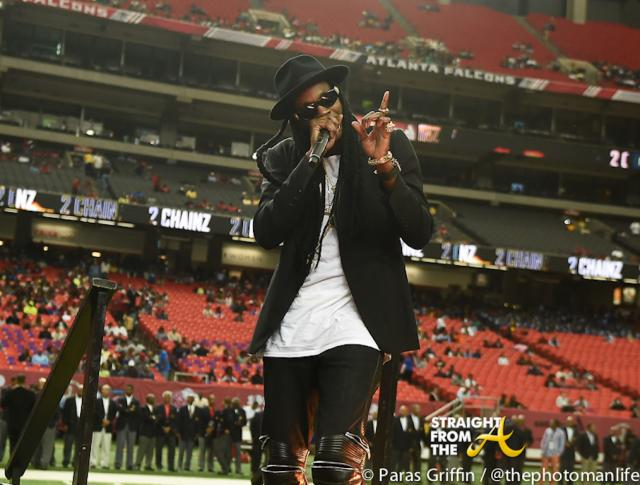 2 Chainz performs