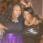 Michelle ATLien Brown & Jennifer Lester (Big Kidz Exec Director)