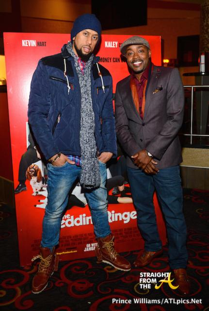 Wedding Ringer Screening ATL-5