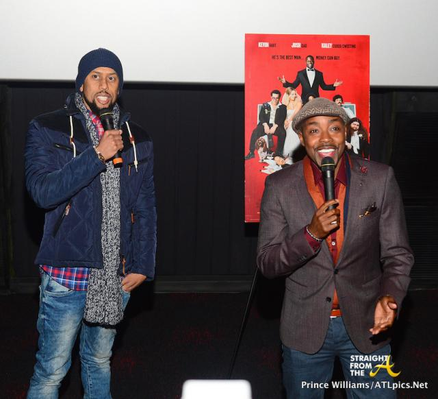 Wedding Ringer Screening ATL-16