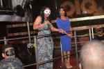 Dr. Heavenly and Ebony Steele host event