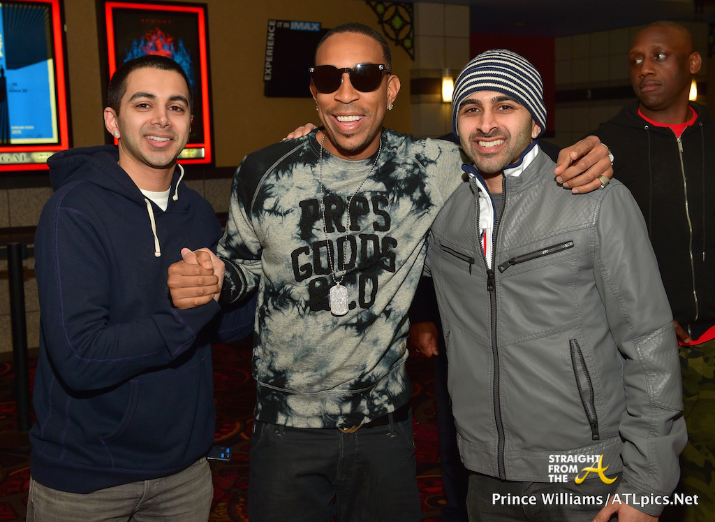 Ludacris Furious 7 Screening - SFTA-40
