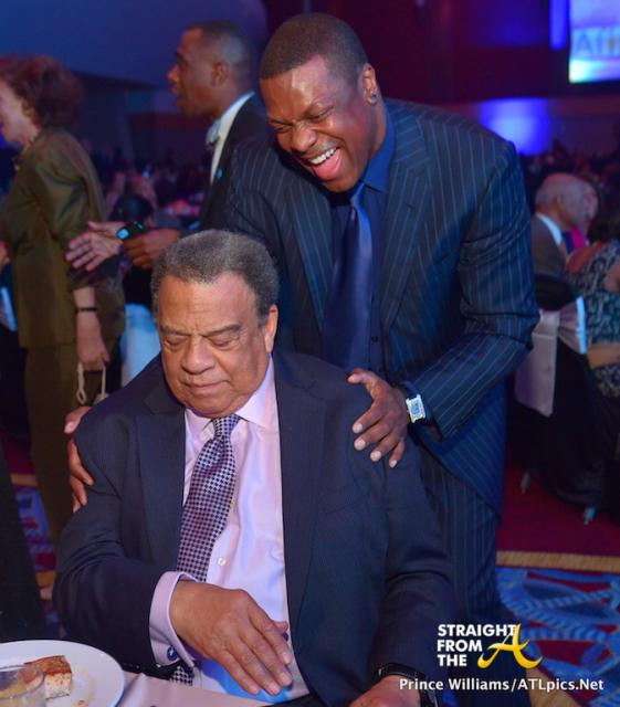 Andrew Young Chris Tucker 2